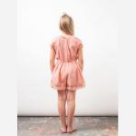Lace and linen Jumpsuit LS1