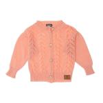 Pink Knit Cardigan2